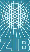 ZIB Logo blau