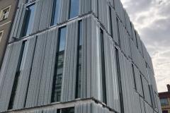 Modern architecture in Prenzlauer Berg